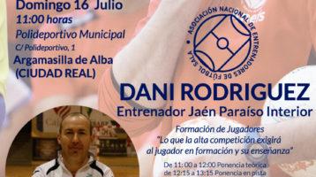 Jornada Formativa 16 de Julio en Argamasilla de Alba (Ciudad Real)
