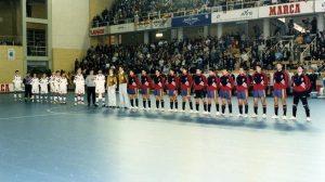 Historia del futsal (Cap.3) - El primer europeo de La Roja