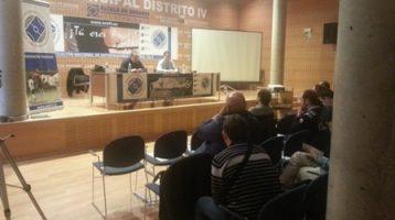 Nota de prensa sobre jornadas tecnicas Alcala de Henares