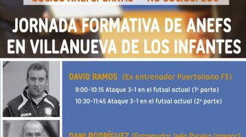 Jornada tecnica Villanueva de los Infantes – Cambio de ponente