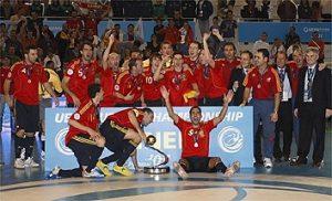 Historia del futsal (Cap.8) - La venganza española