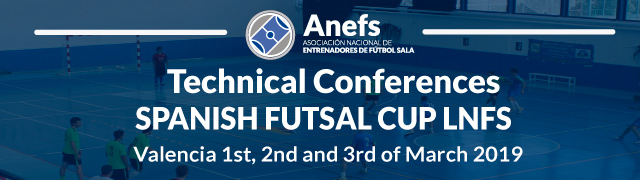 Click here and discover the best futsal event. Enjoy with 3-days technical conferences!