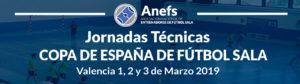 Ponencias Jornadas Técnicas Copa España 2019