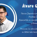 Álvaro González ponente en el XXII Congreso ANEFS online