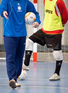 Próxima convocatoria en cursos de Técnico Deportivo en Fútbol Sala (1 y 2)