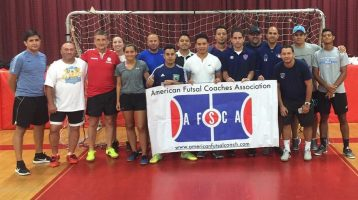 Éxito formativo en Estados Unidos con 16 entrenadores