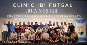 Éxito de participación en la Jornada Formativa realizada en Ibi (Alicante)