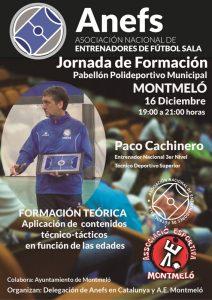 Jornada Formativa Montmeló 16/12/15