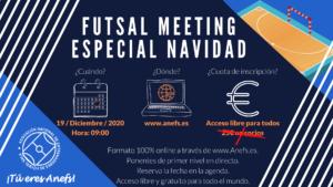 Futsal Meeting especial de Navidad