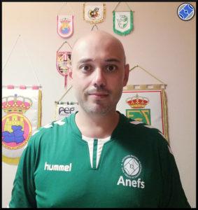 Nuevo delegado ANEFS en Extremadura