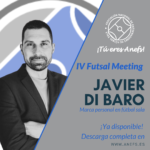 IV Futsal Meeting - Ponencia - Javier Di Baro - Marca personal en fútbol sala