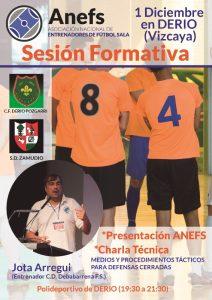 Jornada Formativa en Derio (Vizcaya) el 01/12/15