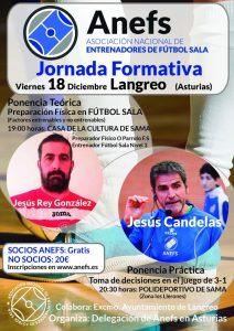 Jornada Formativa en Langreo (Asturias)