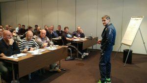 Éxito de la Jornada Formativa de ANEFS en Bélgica