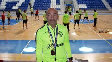 Juanito, ex-entrenador Palma Futsal, nuevo ponente para el XIX Congreso ANEFS