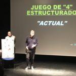 Jornadas Copa 2019 - Ponencia evolución juego de 4 en zona finalización - Miki y Manolo Peris