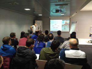 Exitosa cuarta ponencia gratuita en Burgos