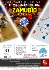 Jornada Promocional XXI Congreso ANEFS - 31/05 Zamudio (Bizkaia)