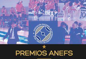 Ganadores Premios ANEFS 2017