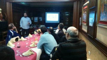 Más de 20 entrenadores disfrutan gratis de una jornada formativa en Zaragoza