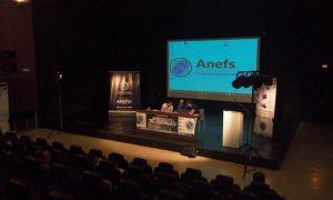 Nota de prensa XVIII Congreso ANEFS
