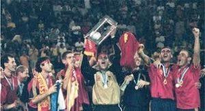 Historia del futsal (Cap.7) - La revancha y la estrella