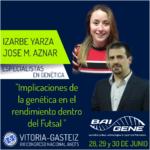 La empresa Bai Gen ponentes en el Congreso ANEFS de Vitoria-Gasteiz