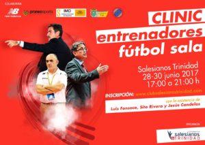 ANEFS, Proneo Sports y Club Salesianos Trinidad realizan un previo congreso Sevilla