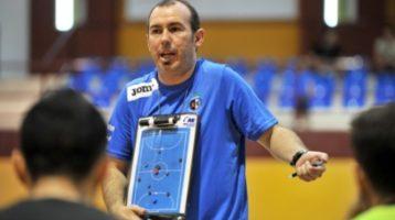 Daniel Rodríguez, entrenador del Jaén Paraíso Interior FS, ponente en el XIX Congreso ANEFS