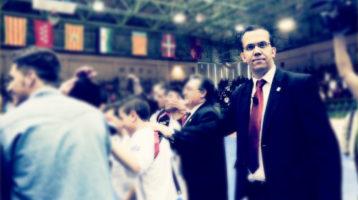 David Madrid ponente en las Jornadas Técnicas de la Copa 2018