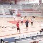 XVII Congreso ANEFS - Ponencia en pista - Juego de ataque 4-0 - Eduardo Garcia Belda