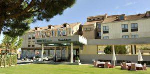 XX Congreso ANEFS - Alojamiento en Hotel Puerta de Segovia