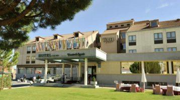 XX Congreso ANEFS – Alojamiento en Hotel Puerta de Segovia