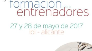 ANEFS colabora en las Jornadas de Formación 27-28 Mayo en Ibi (Alicante)