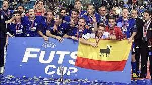 Capitulo 10: la 1a UEFA Futsal Cup para un equipo Español, Playas de Castellon